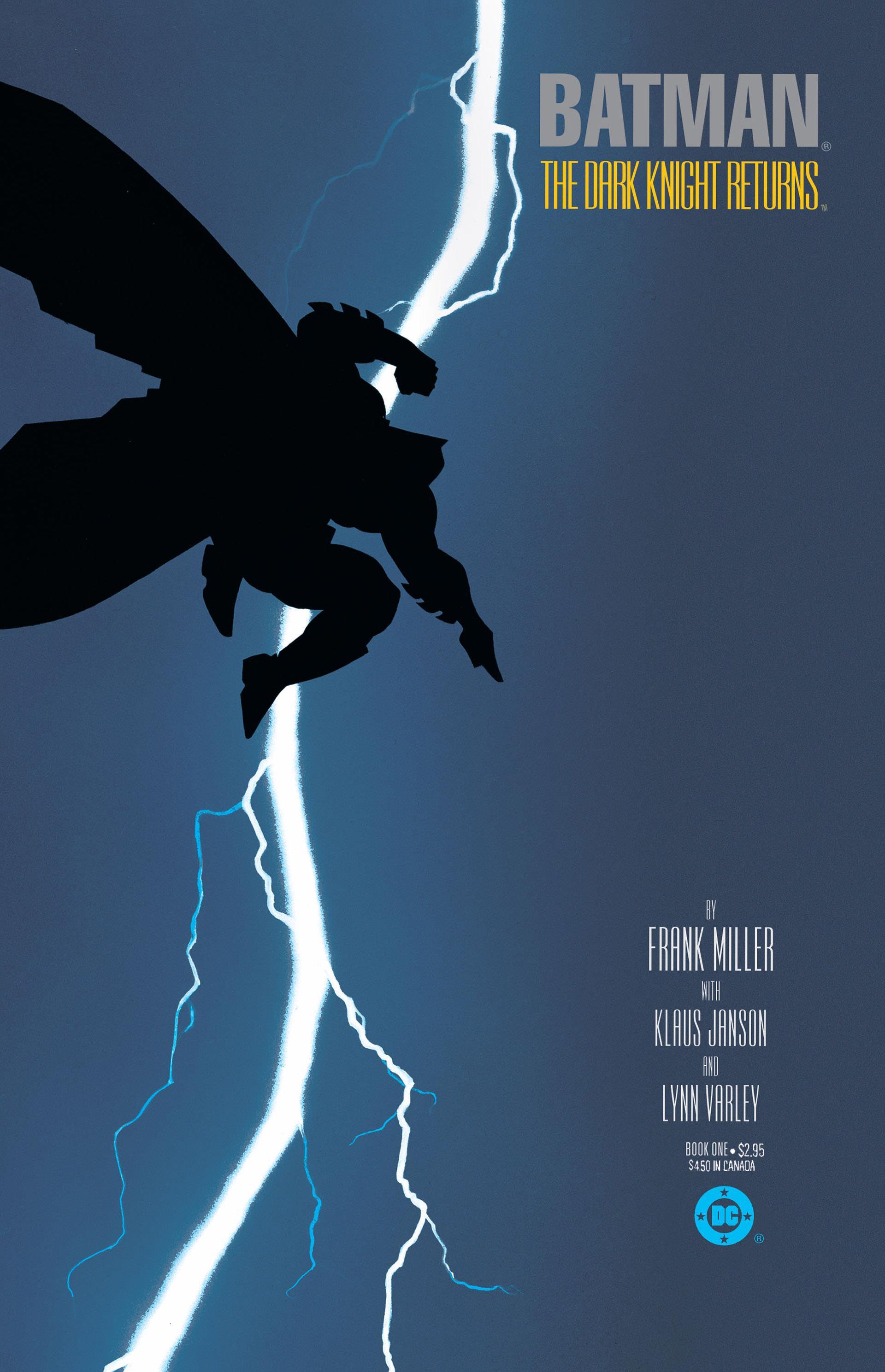Batman: The Dark Knight - Wikipedia