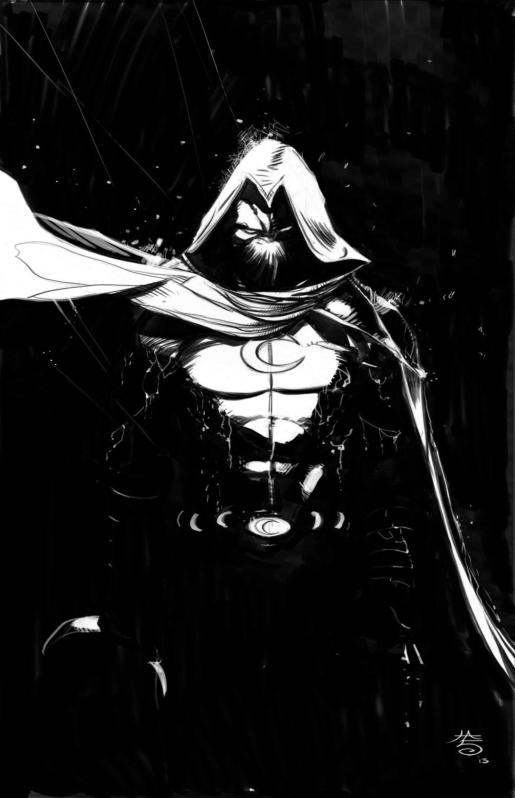 moon knight - photo #19