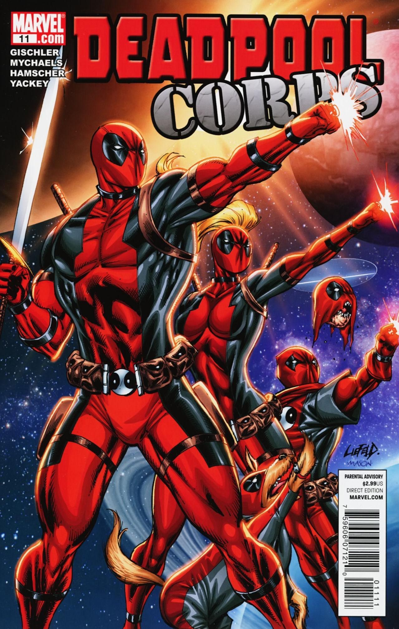 top 5 deadpool s lowest print runs comic book