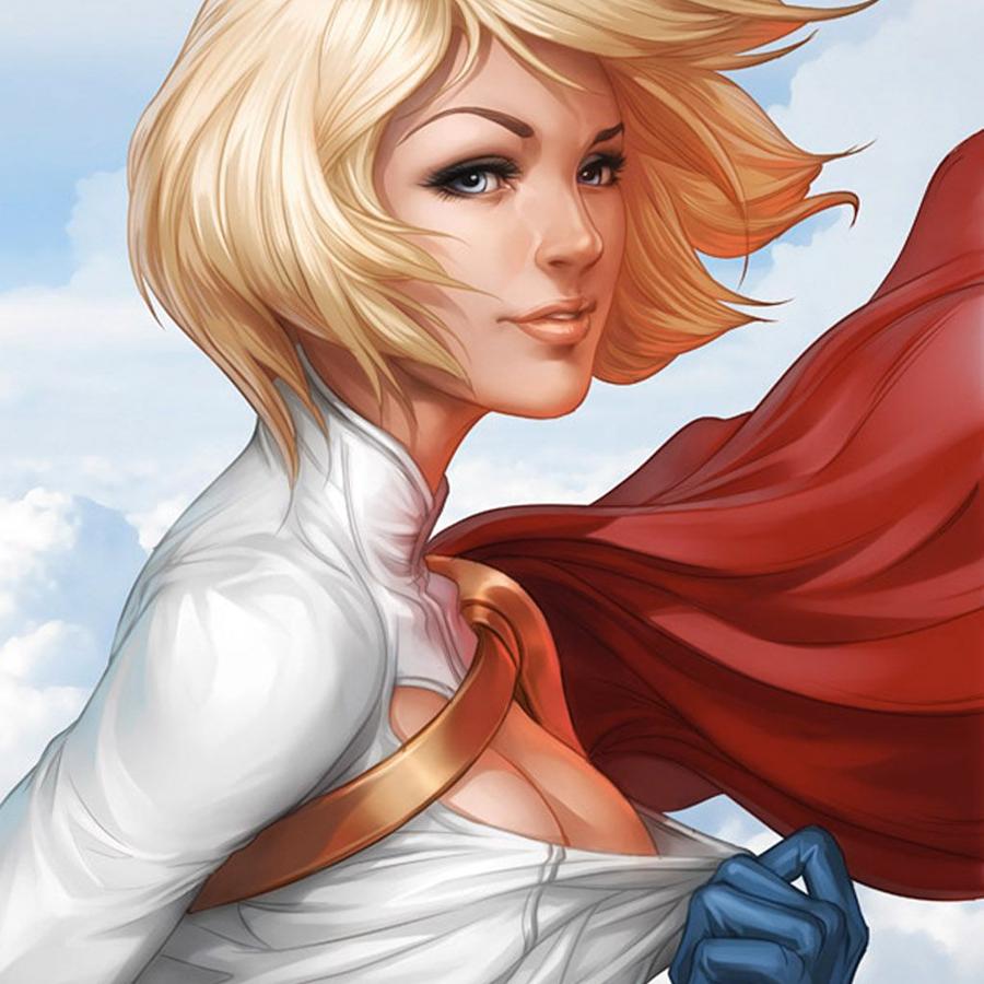 Subject 14: Power Girl AKA Kara Zor-L AKA Karen Starr